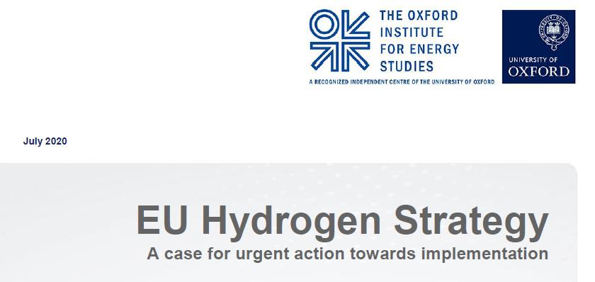 Strategia UE w zakresie wodoru