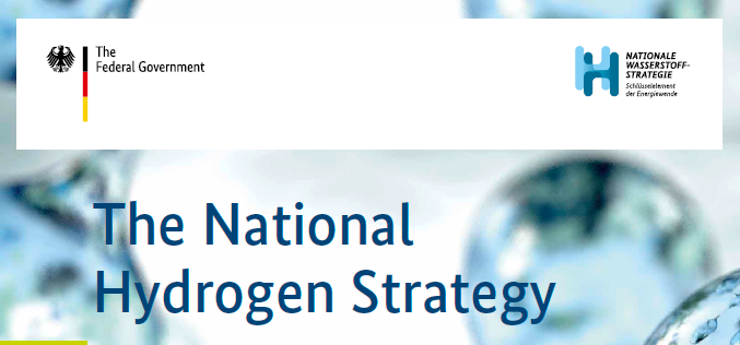 The National Hydrogen Strategy