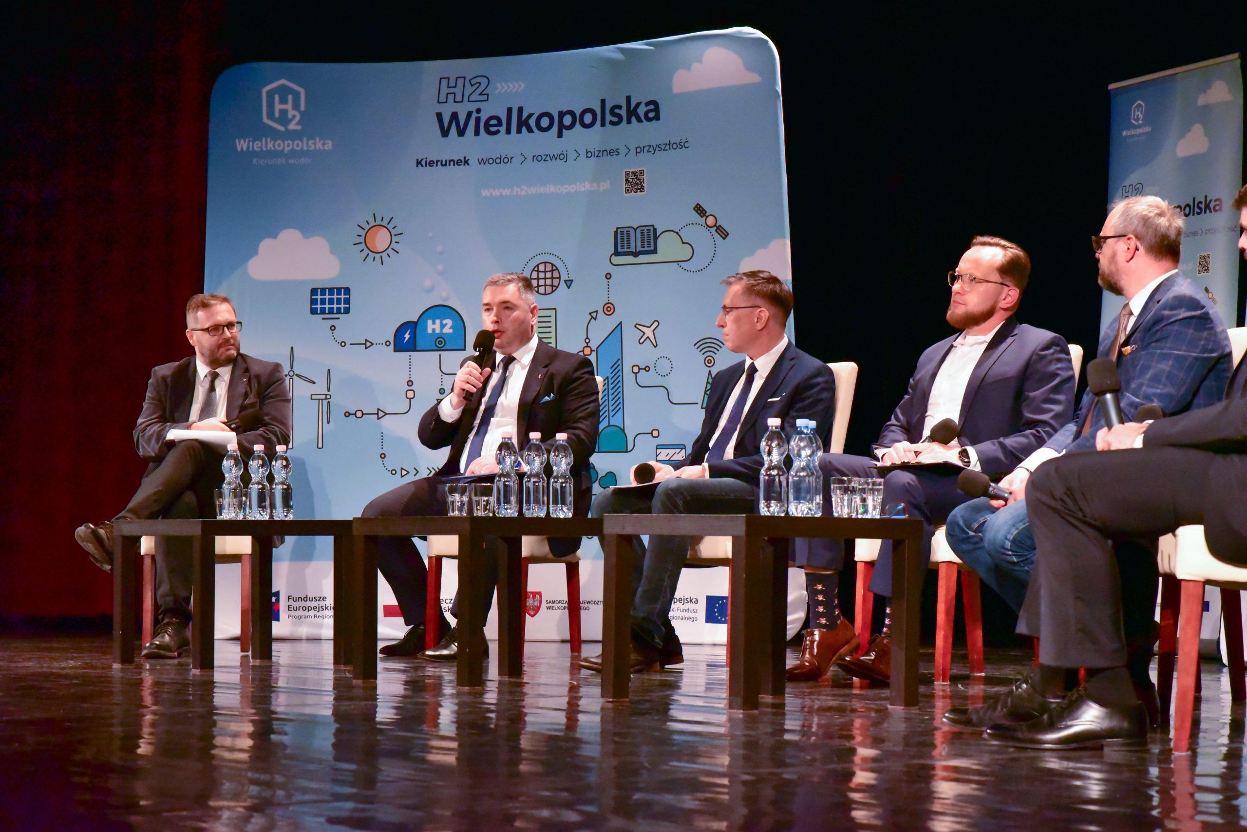 Spotkanie subregionalne – Pierwsze firmy wodorowe z Wielkopolski – Wielkopolska Północna – kierunek wodór już za nami!