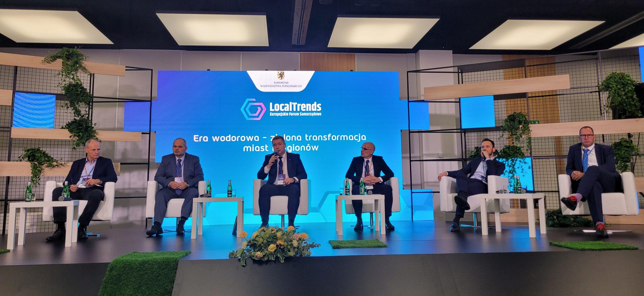 H2Wielkopolska na LocalTrends – Europejskie Forum Samorządowe